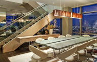 $15 Million Duplex Penthouse In Los Angeles, CA