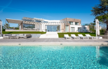 €19.5 Million Newly Built Contemporary Home In Vallauris, France