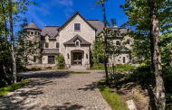 $12.9 Million Stone Mansion In Quebec, Canada