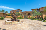 12,000 Square Foot Spanish Style Mansion In San Diego, CA