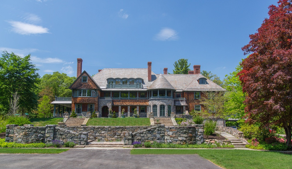 6 28 Million Newly Listed Estate In Topsfield Ma Homes