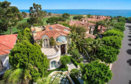 $7.998 Million Mediterranean Mansion In Newport Coast, CA
