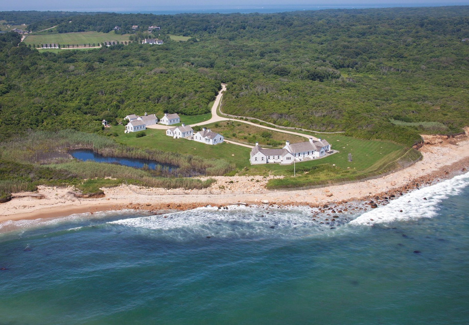 Eothen - An $85 Million 30 Acre Oceanfront Compound In Montauk, NY