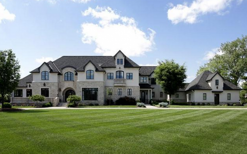 $4.9 Million 13,000 Square Foot Mansion In Town and Country, MO