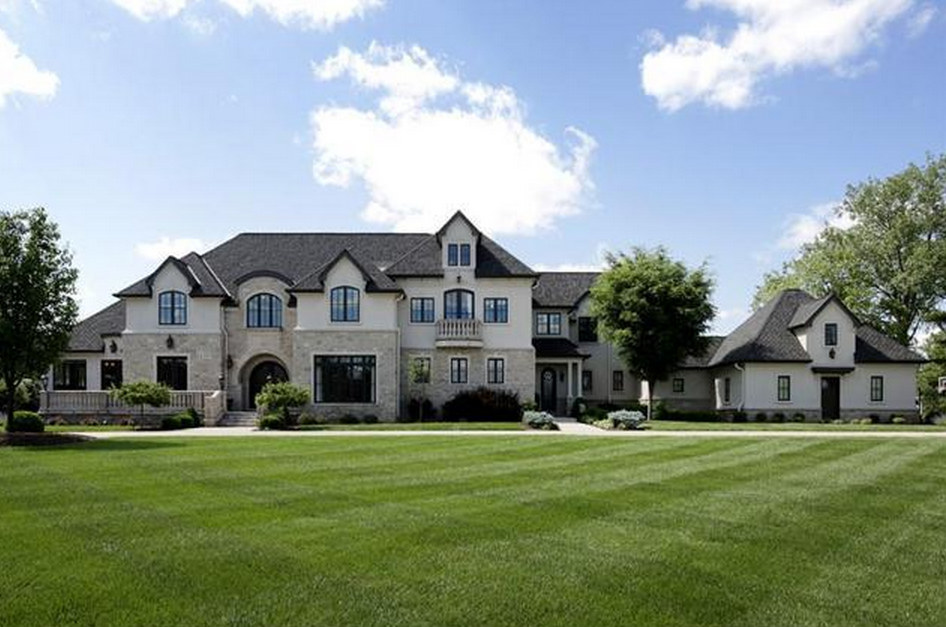 $4.9 Million 13,000 Square Foot Mansion In Town and