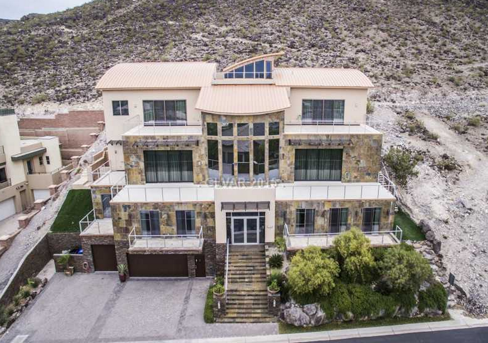 12,000 Square Foot Contemporary Mansion In Henderson, NV – $18,000/Month