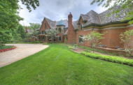 23,000 Square Foot Brick Mega Mansion In Louisville, KY