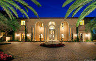$23.888 Million Mediterranean Mansion In Newport Coast, CA