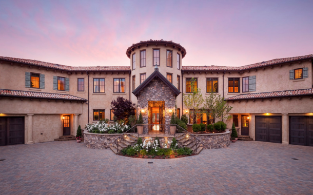Villa Toscana D'Oro – A $14 Million 18,000 Square Foot Tuscan Inspired Mansion In Danville, CA