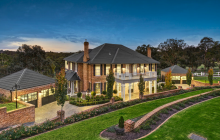 Newly Listed Brick Mansion In Victoria, Australia