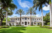 $4.7 Million Newly Listed Mansion In Pinecrest, FL