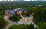 Tyler Perry Lists His 34,000 Square Foot Atlanta Mega Mansion For $25 Million