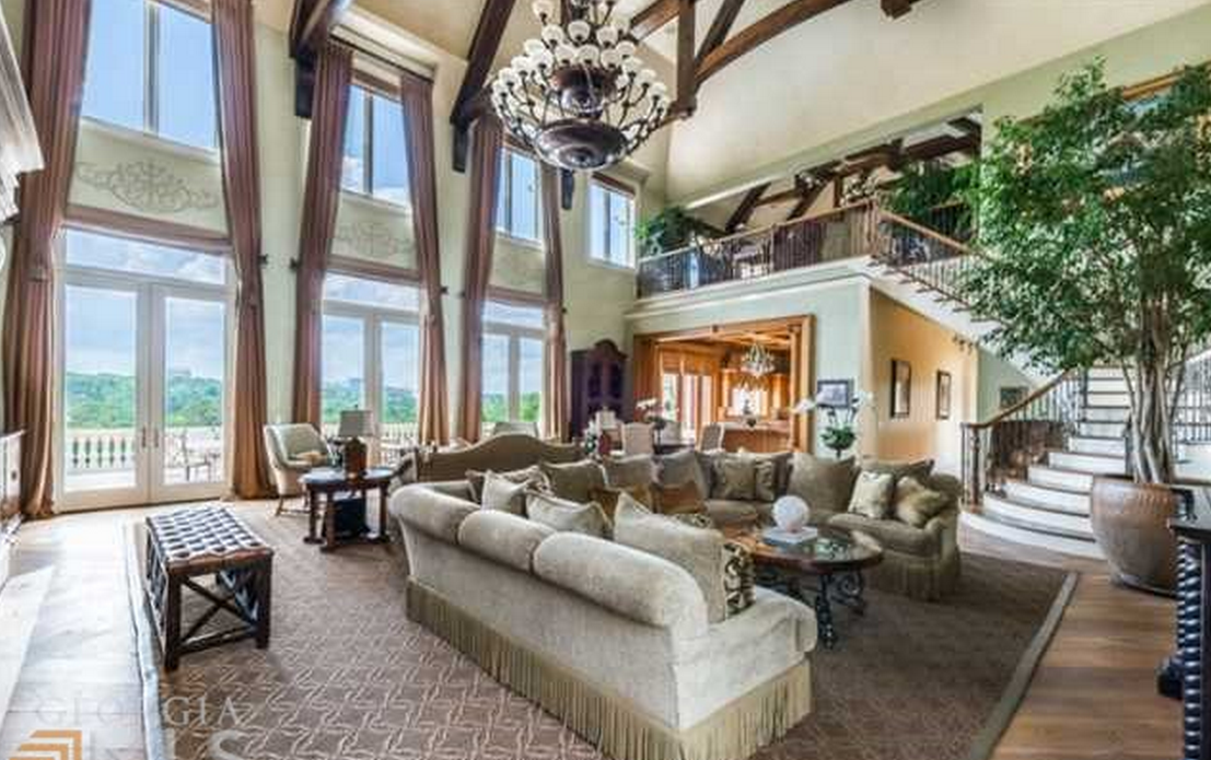 Tyler Perry Lists His 34 000 Square Foot Atlanta Mega
