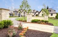 21,000 Square Foot Mansion In Naperville, IL