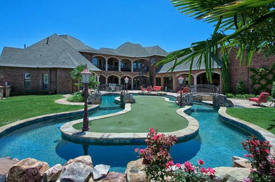 2 695 Million Stone Mansion In Southlake Tx Homes Of