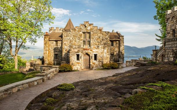 Highlands Castle – A $12.8 Million Castle In Bolton Landing, NY