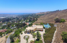 14,000 Square Foot Newly Built Mediterranean Mansion In Laguna Niguel, CA