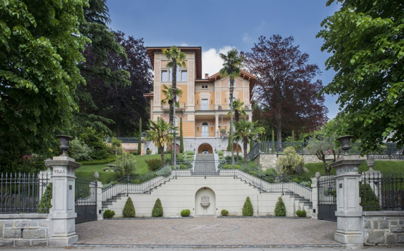 Villa Pierina – A 19th Century Villa In Ticino, Switzerland