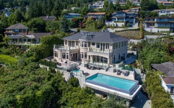 $10.68 Million Newly Built Home In West Vancouver, Canada