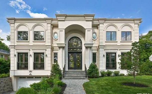 $3.388 Million Newy Built Home In Great Neck, NY