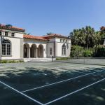 Tennis Court & Sports Complex