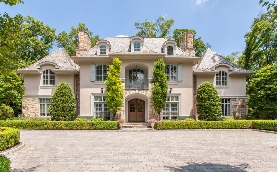 10 000 square foot french inspired mansion in alpine nj for 10000 square feet house