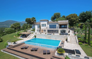 €5.3 Million Villa In Provence Alpes Cote D'azur, France