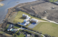 $43 Million Newly Built Contemporary Waterfront Mansion In Bridgehampton, NY