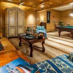 Rec Room & Billiards Room