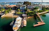 $15.8 Million Bayfront Mansion In Newport Beach, CA