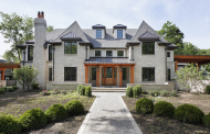 $3.575 Million Newly Built Stone Home In Winnetka, IL