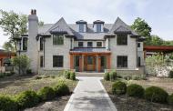 $3.575 Million Newly Built Stone Home In Winnetka, IL