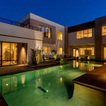 4 5 Million Newly Built Contemporary Mansion In Henderson