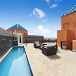 Rooftop Terrace w/ Pool