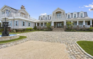 $19.995 Million Shingle Mansion In Quogue, NY