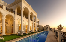 $35 Million Lavish 33,000 Square Foot Mega Mansion In South Africa