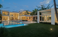 $32 Million Newly Built Modern Waterfront Mansion In Miami Beach, FL
