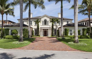 $11.8 Million Georgian Style Waterfront Mansion In Boca Raton, FL