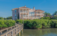 $5 Million Newly Built Mediterranean Waterfront Home In Saint Petersburg, FL