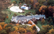 $4.399 Million Colonial Mansion In Bernards Township, NJ