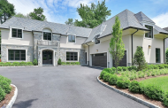$2.895 Million Newly Built Stone & Stucco Home In Tenafly, NJ