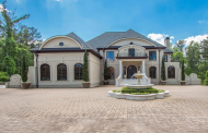 Mediterranean Mansion In Acworth, GA For Under $1.4 Million!
