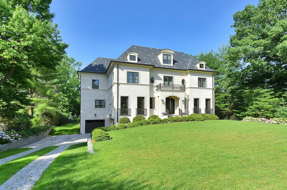 $3.75 Million Beautiful Newly Built Home In Alpine, NJ