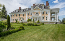 Burklyn Hall - A Historic 35 Room Mansion In Burke, VT