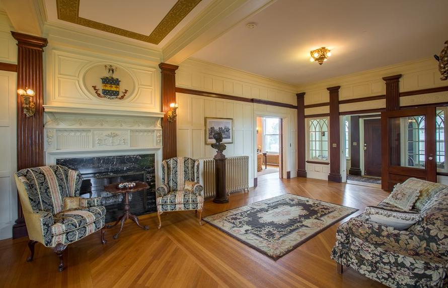 Burklyn Hall A Historic 35 Room Mansion In Burke Vt