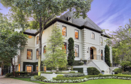 $2.5 Million French Inspired Home In Houston, TX
