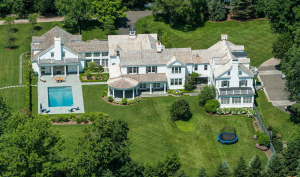 $4.645 Million Colonial Mansion In New Canaan, CT | Homes ...