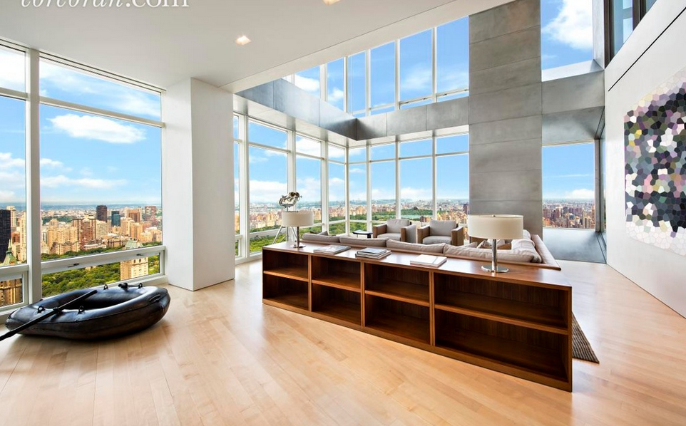 79 million duplex apartment in new york ny homes of for Apartment in new york for sale