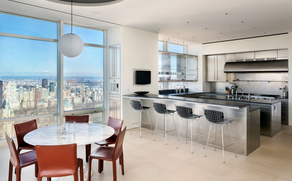 79 million duplex apartment in new york ny homes of for Casa minimalista beverly hills mcclean design california eeuu