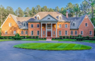$3.49 Million Brick Colonial Mansion In Henrico, VA